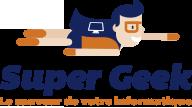 Super Geek pour votre depannage informatique